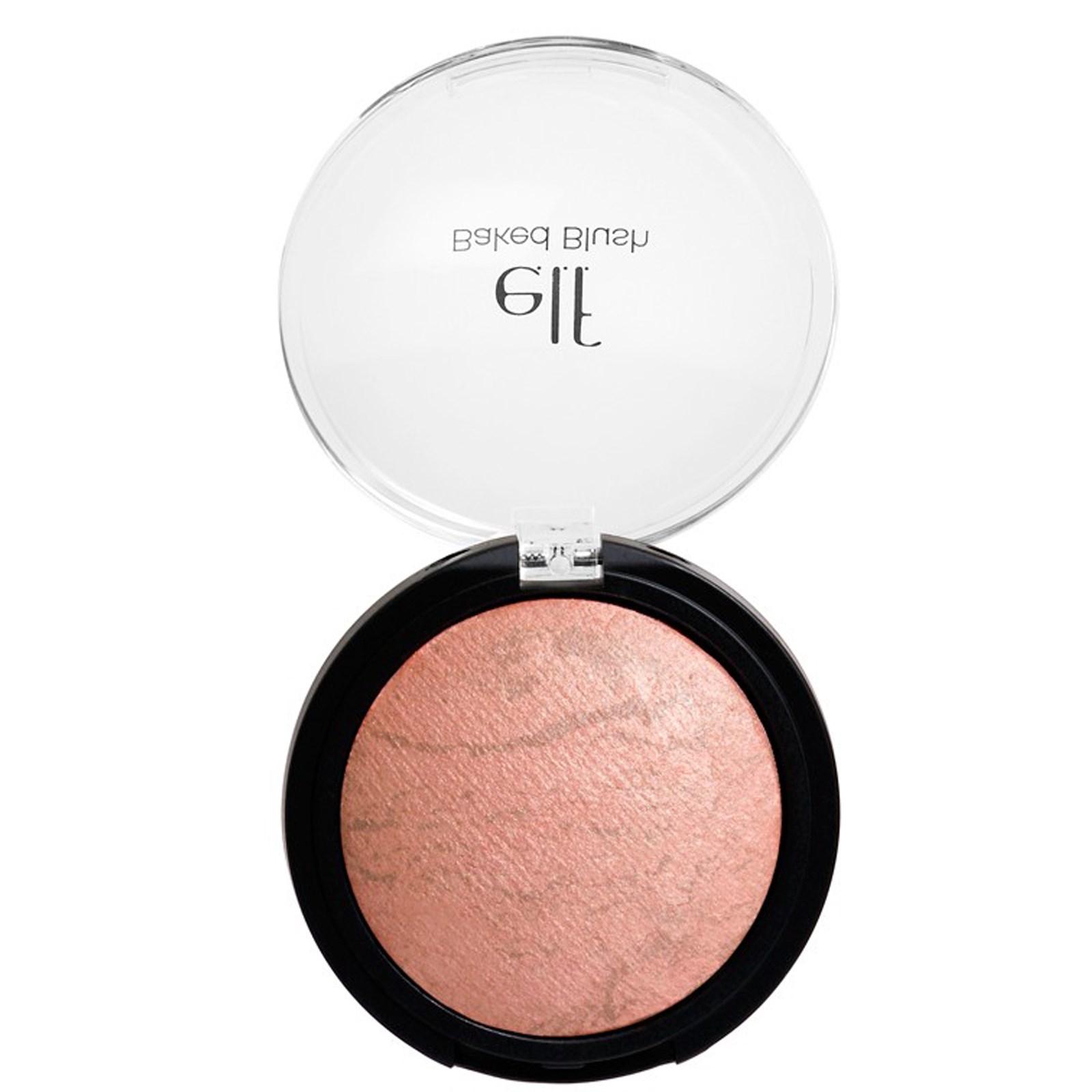 E.L.F. Cosmetics, Baked Blush, Peachy Cheeky,