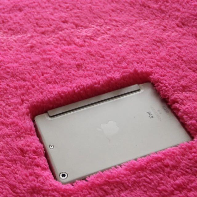 Deep Pink Extra Thick Soft Carpet Rug