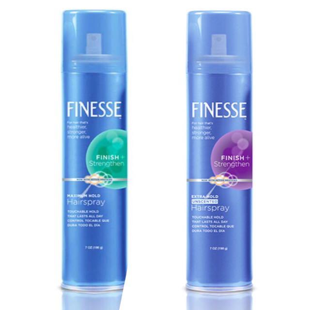 Finesse Hairspray - 198gr