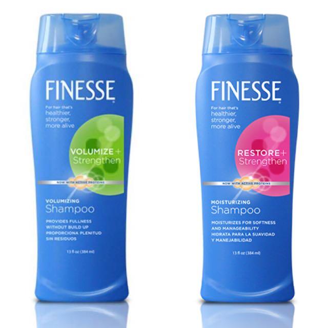 Finesse Shampoo - 384ml