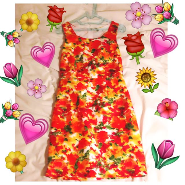 Floral Dress from Forever21