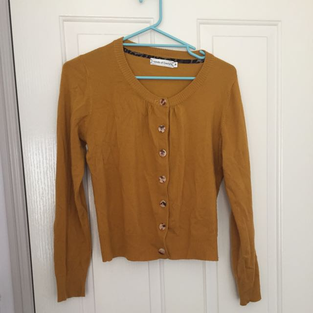 Friends Of Couture (Dangerfield) Cardigan Size 14