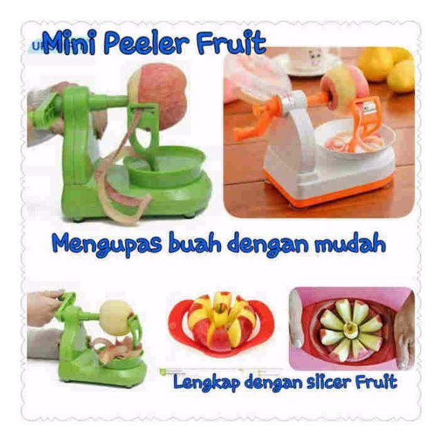 gMini Peeler Fruit alat kupas