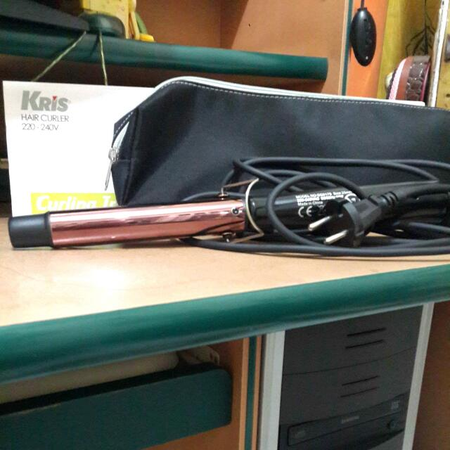 Hair Curler Krisbow