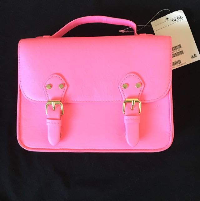 H&M Pink Shoulder Bag