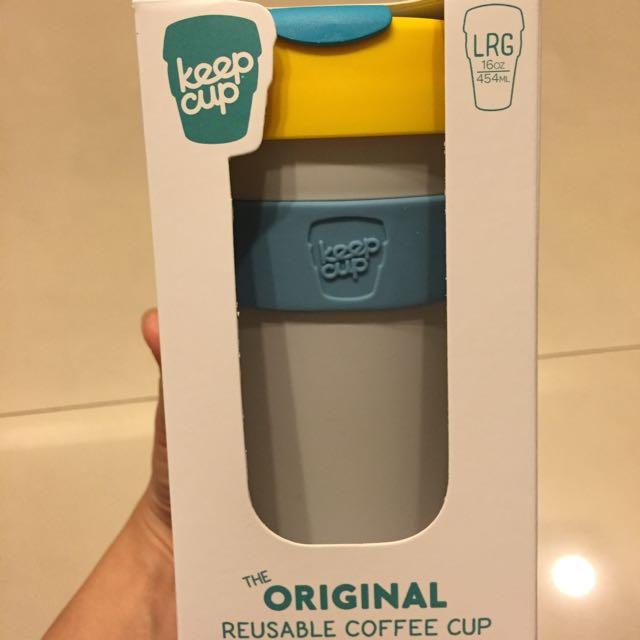Keepcup隨身咖啡杯(1個)