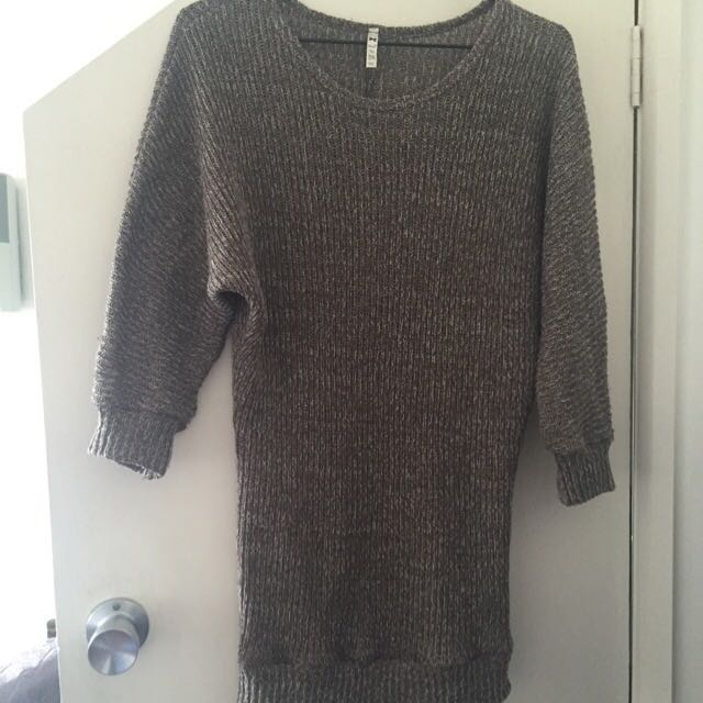 Long Knit Shirts