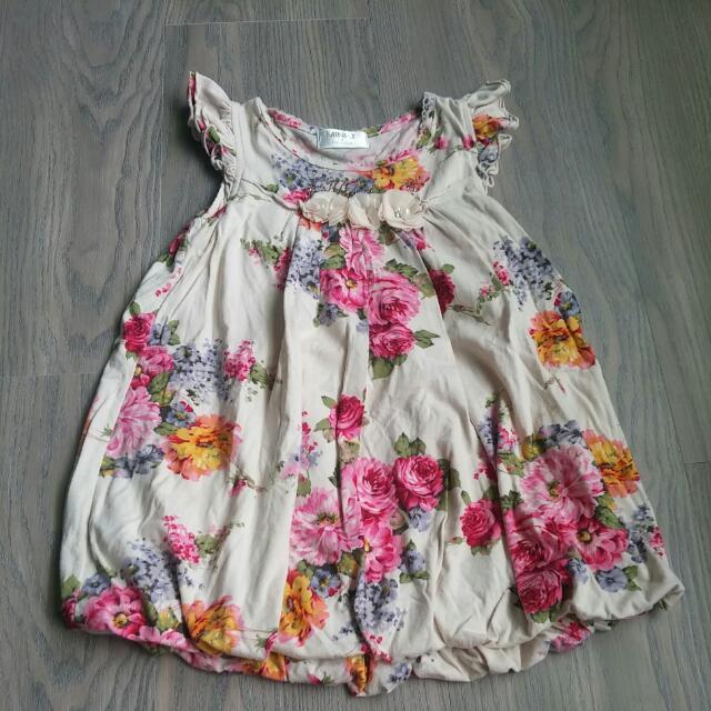 MINI-J童裝 古典氣質洋裝