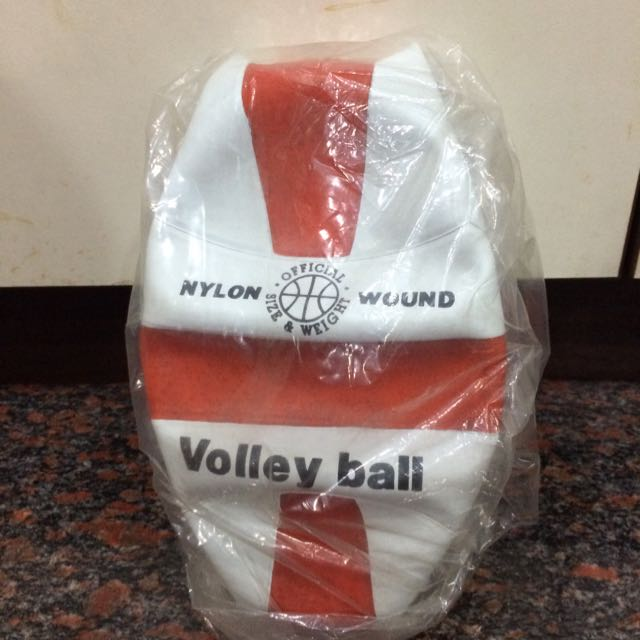 Nylon Wound Volleyball
