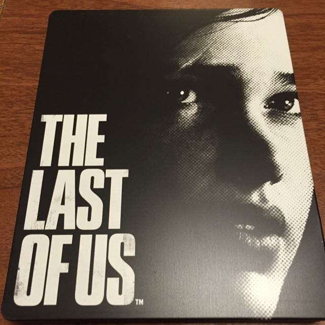 PS3 The Last Of Us 中文版