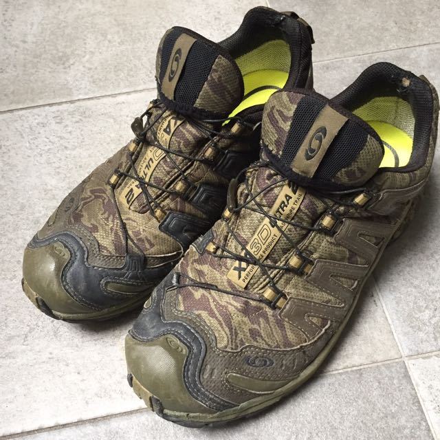 Pro Shoes Ultra Camo Gtx 2 Salomon Xa 3d IHD2E9