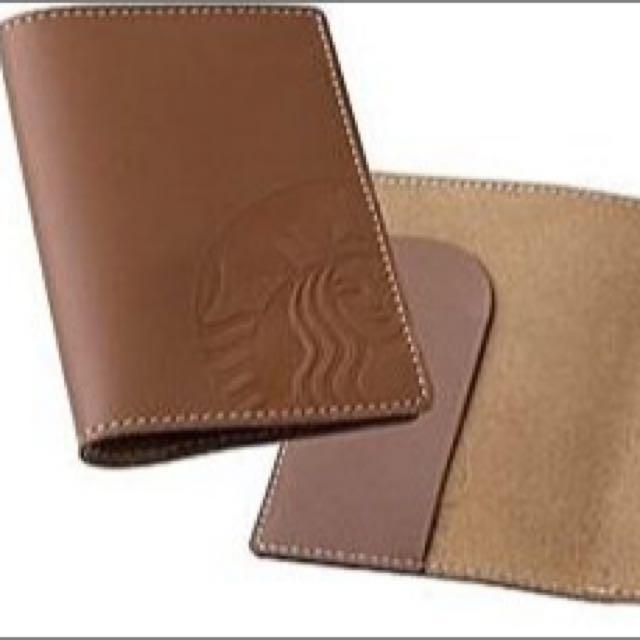 ❗️特價❗️Starbucks 星巴克 全新 限量 星巴克護照封套 護照套