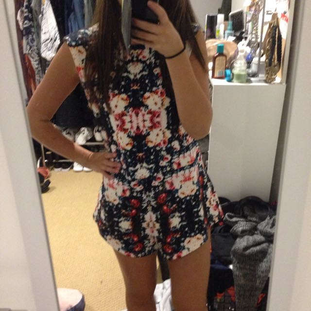 The Fifth Play suit