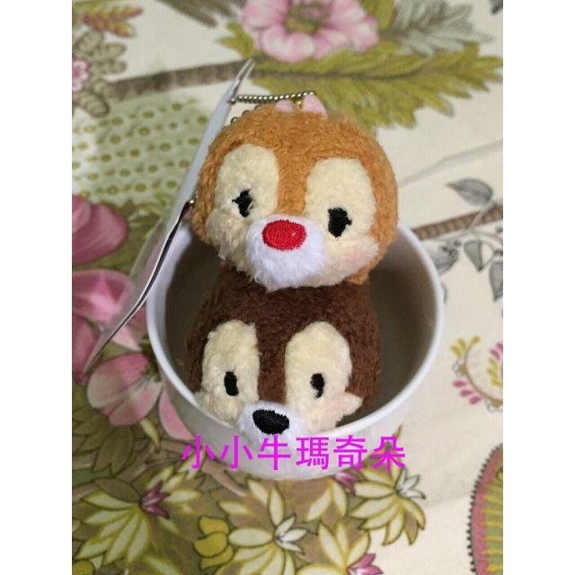 ~小小牛瑪奇朵~日本東京迪士尼TSUM TSUM疊疊樂吊飾奇奇蒂蒂