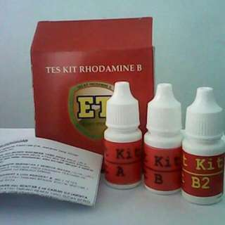 Test Kit Rhodamine B (TRQ 01-A)