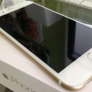 iPhone 6 PLUS 16gb GOLD mint