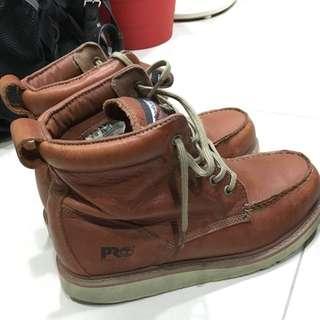Timberland Pro Series 靴 真皮 Red Wing可參考