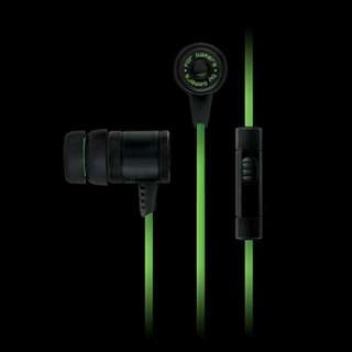 Razer Hammerhead Pro Ear buds by Gamers For Gamers