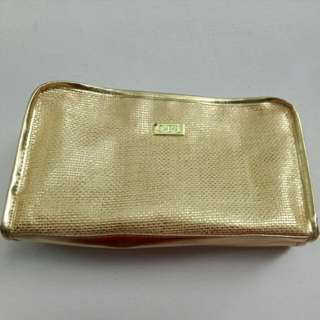 GOLD OPI Toiletry Case