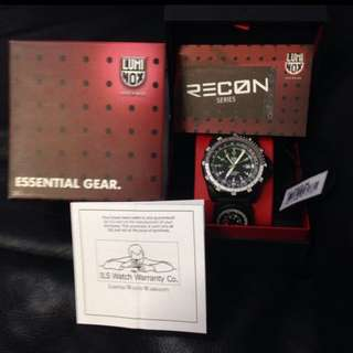 Luminox Recon 8830 Navy Seal Issued Watch