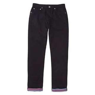CLOT 2012 Tribesmen 系列 Pre Roll Up Pants褲子 民族風 深藍