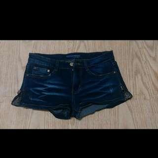 性感牛仔短褲