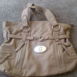Mulberry inspired Tote Handbag