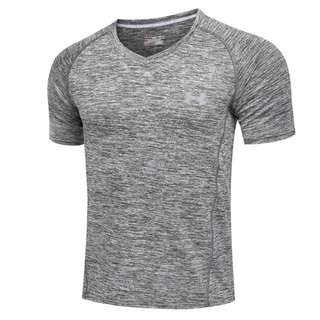 Underarmour Muscle + Slimfit V-neck Men's Sports Top Clearance