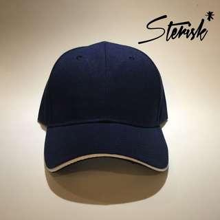 [INSTOCK] Plain Baseball Cap