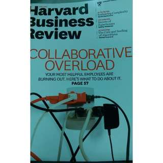 Harvard Business Review (2016.01-02)