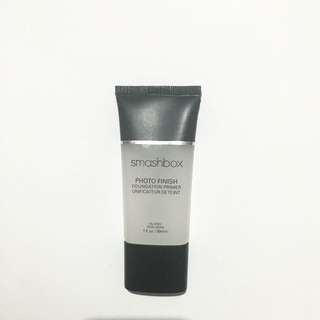 (SOLD PENDING PAYMENT) Smashbox Photo Finish Foundation Primer