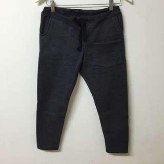 韓國厚棉褲
