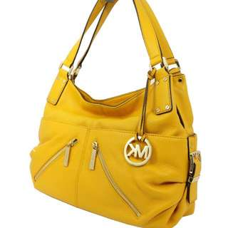 MICHAEL KORS LARGE SHOULDER TOTE BAG