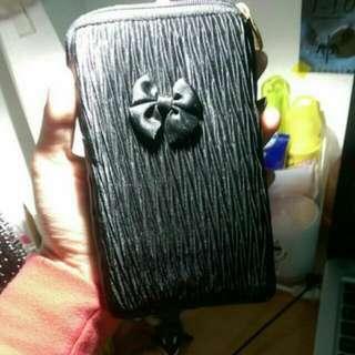 NaRaYa 手機袋(黑)