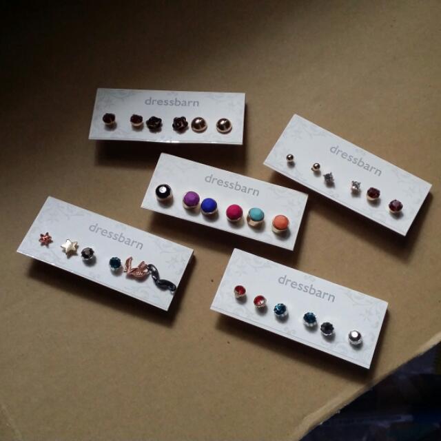 5種任選一組只要$60 三組免運費 可以改夾式耳環 耳夾 無耳洞可戴