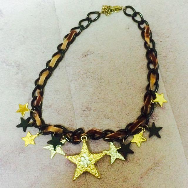 (含運)星星項鍊