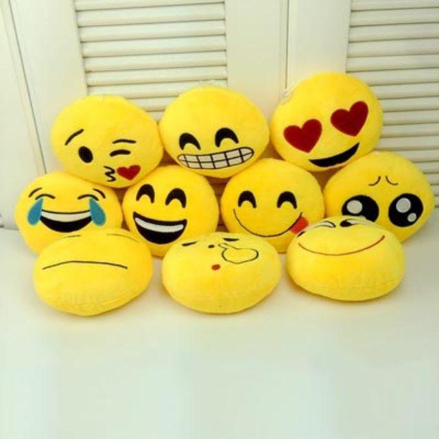 【現貨+預購】毛絨玩具批發 結婚布娃娃 小玩偶 小禮品 emoji表情 小吊飾 吸盤吊飾 抱枕小娃娃