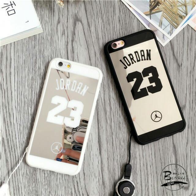 現貨 喬丹Jordan 23號 手機殼 Iphone I6 6s Plus