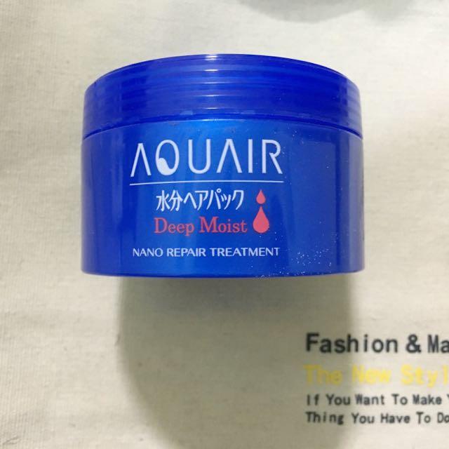 Aquair 涵水滋養髮凍蜜(免沖洗)