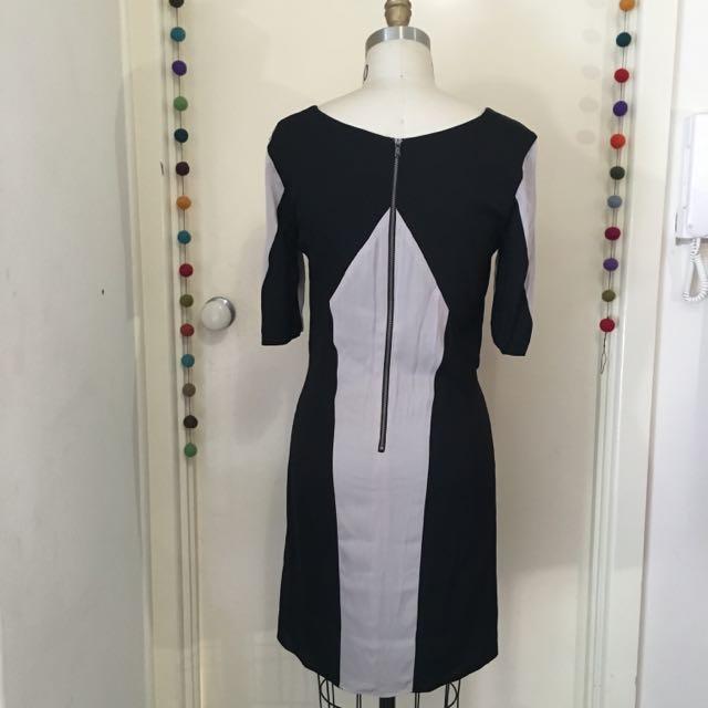 Arthur galan black dress
