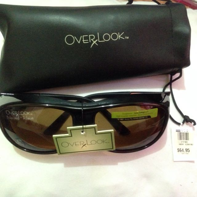 BNWT OverLOOK sunglasses