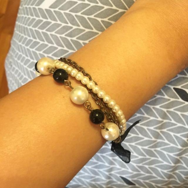 B&W Bracelet