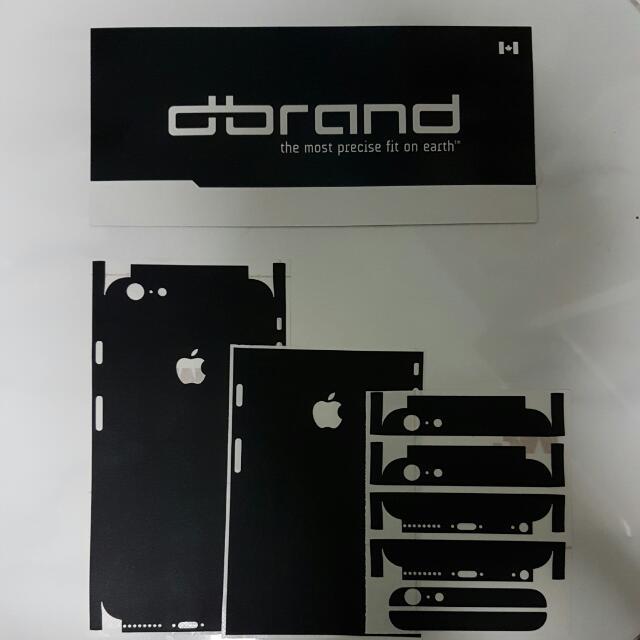 size 40 1262a be093 Dbrand iPhone 6 Plus Skin - Matte Black