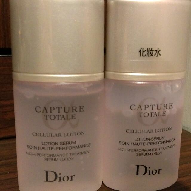 (二手)DIOR 迪奧 逆時完美化妝水15ML