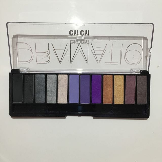 (SOLD PENDING) Dramatics Palette/ CHI CHI