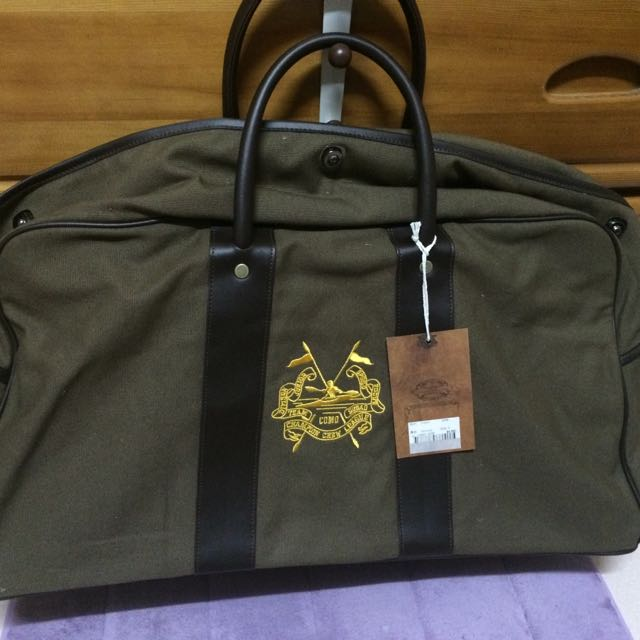 (含運)全新Euro Como行李袋