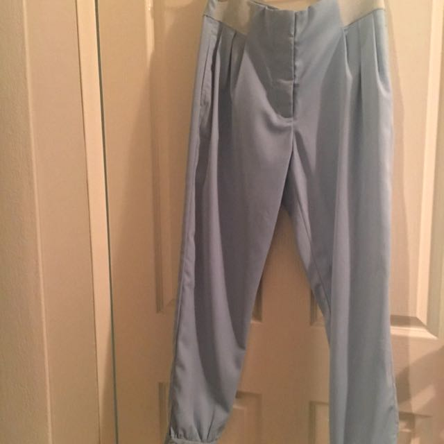 Forecast Powder Blue Pants S/10