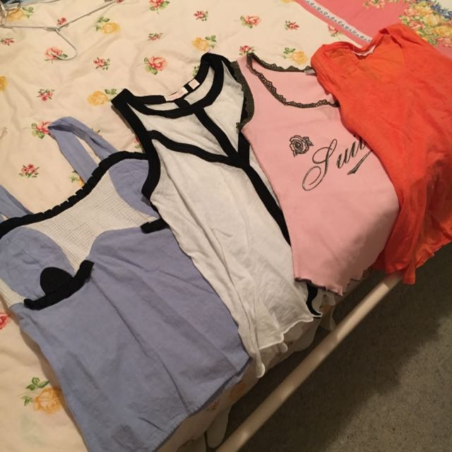 Free To A New Home - Bulk Lot Lounge/casual Tops