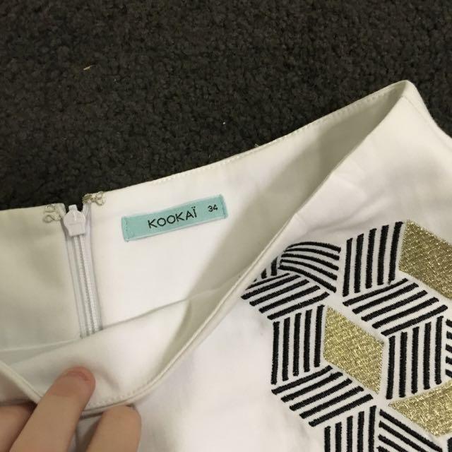 Kookai Cruze Shorts 34