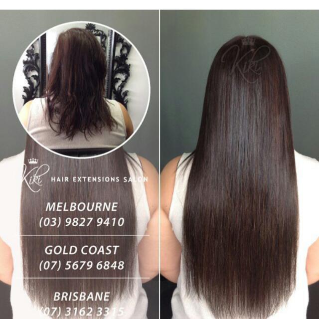 LUXURY HAIR EXTENSIONS! KIKI HAIR
